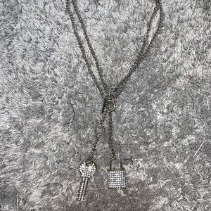 Jewelry - Lock and Key Necklaces